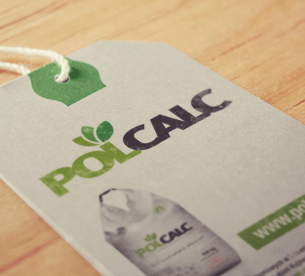 Identyfikacja wizualna firmy Polcalc