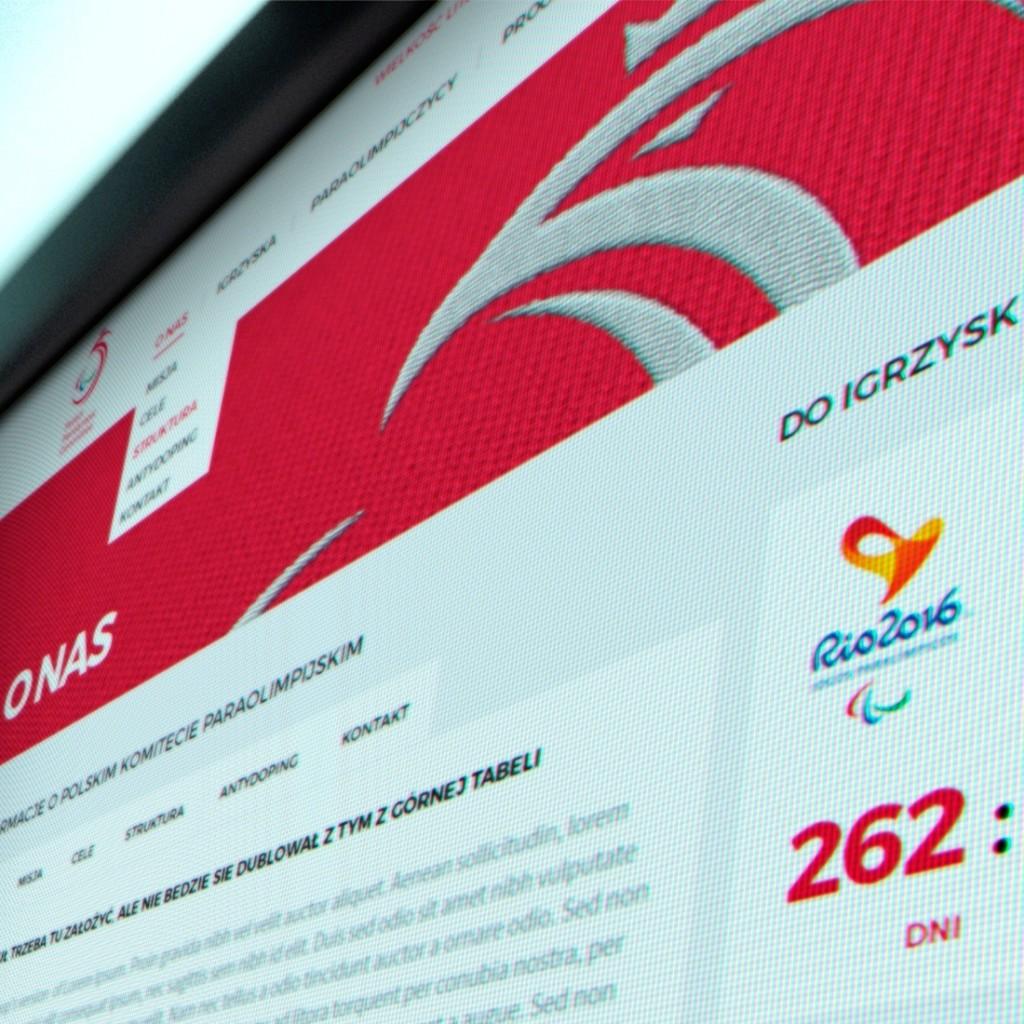 Strona Polski Komitet Paraolimpijski