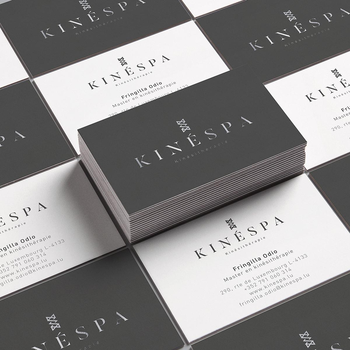 Branding projekt dla Kinespa