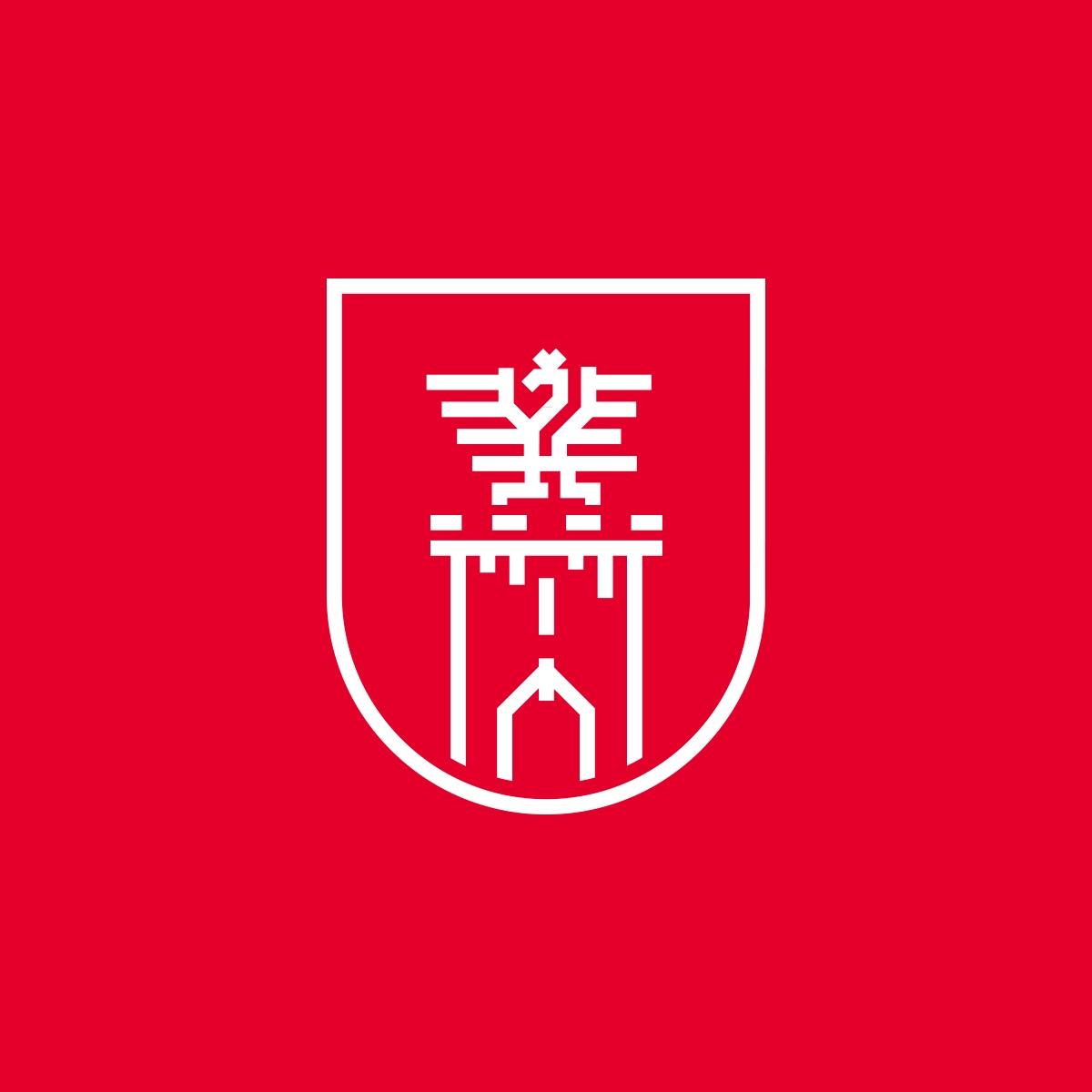 Logo sygnet powiatu