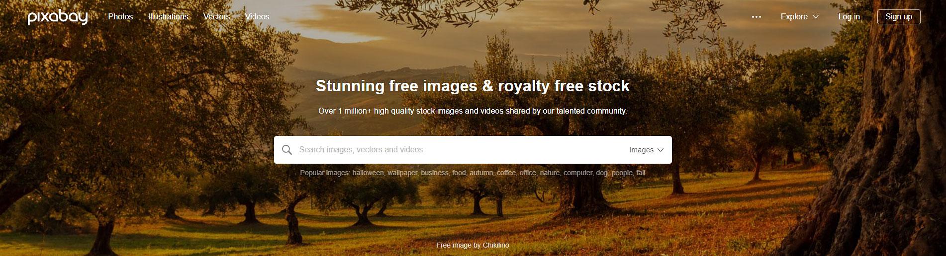 Pixabay - darmowy stok zdjęć