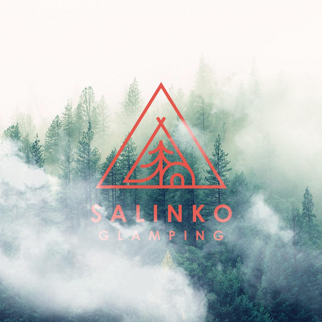 Salinko Glamping logo